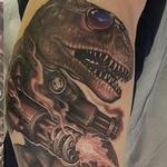 Wexter  Tattoo Design Thumbnail
