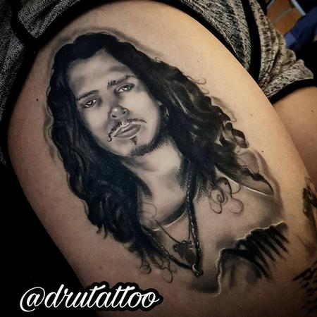 Tattoos - Chris Cornell - 130247