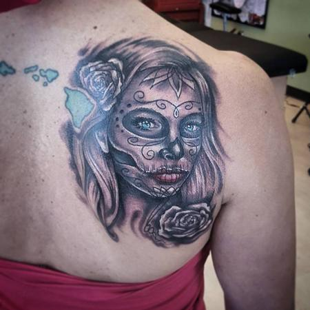 Tattoos - Day of the Dead - 130674