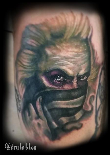 Tattoos - Beetlejuice - 125674