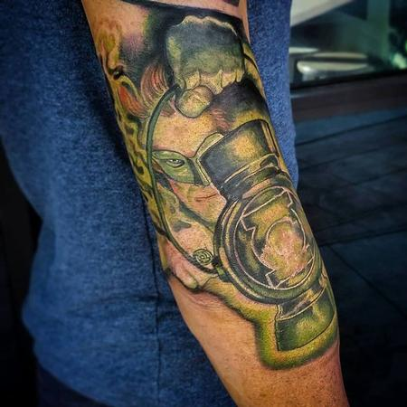 Tattoos - Green Lantern - 131906