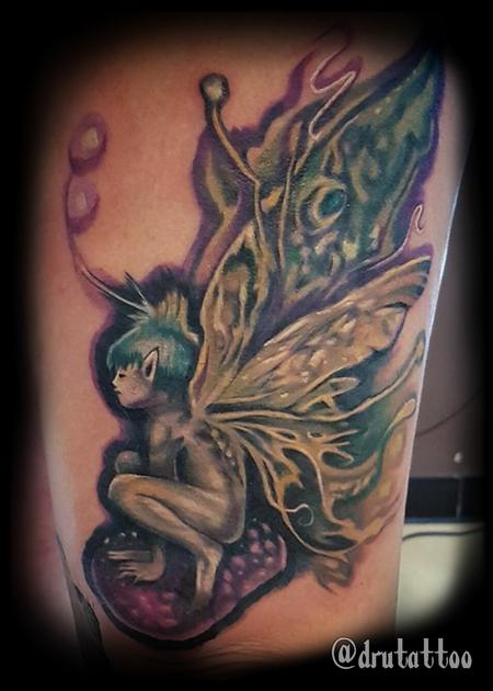 Tattoos - Fairy Boy - 125713
