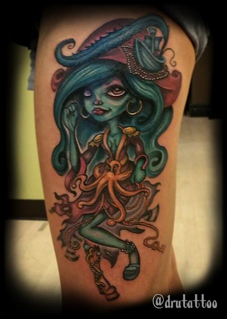 Tattoos - Ghoulia - 125717