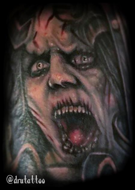 Tattoos - Jackal - 125720