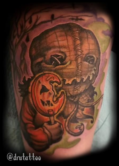 Tattoos - Trick or Treat - 126116