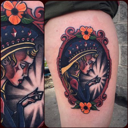 Tattoos - Traditional gypsy - 131532