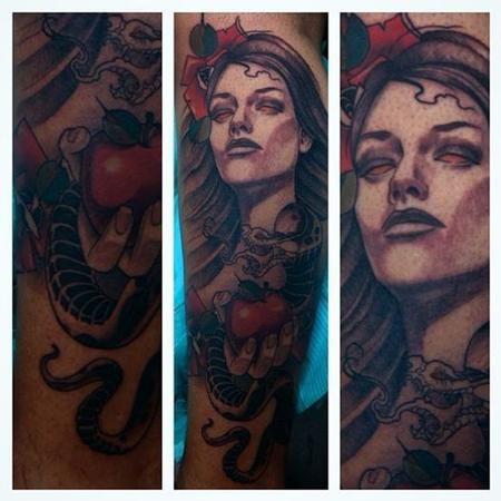 Tattoos - neotraditional  - 91858