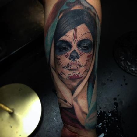 Tattoos - Day of the Dead - 114316