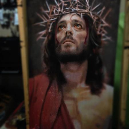 Tattoos - Jesus - 111382