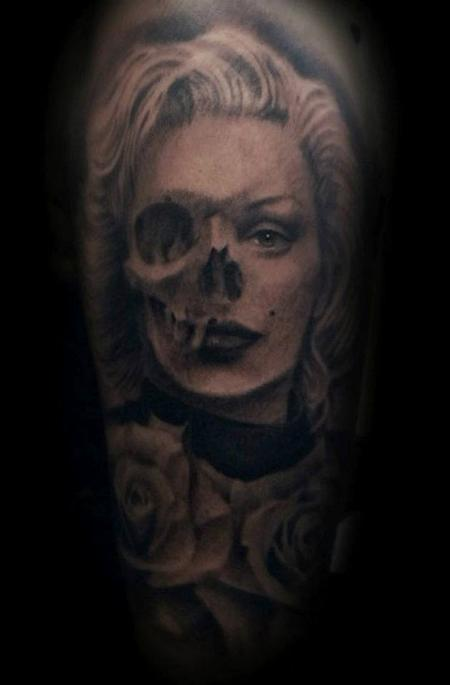 Tattoos - Marilyn Monroe - 96221