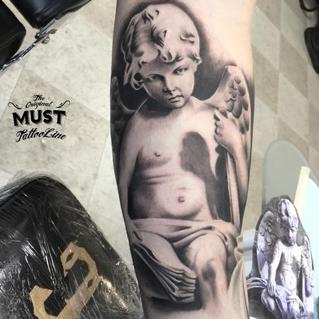 Tattoos - Cherub tattoo - 129076