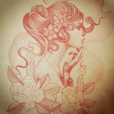 Tattoos - untitled - 87680