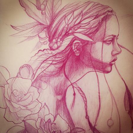 Tattoos - Meadowhawk - 79520