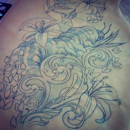 Tattoos - Sleeve - 79518