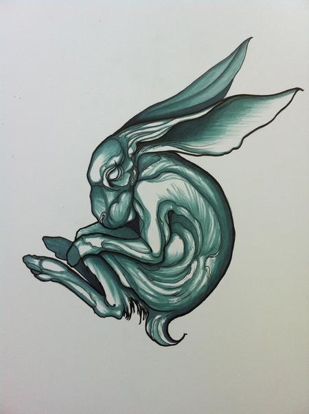 Tattoos - Rabbit - 79514