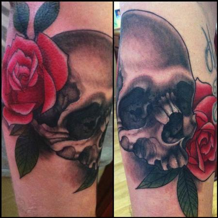 Tattoos - Skull - 79486
