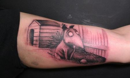Tattoos - Sparky from Frankenweenie - 78318