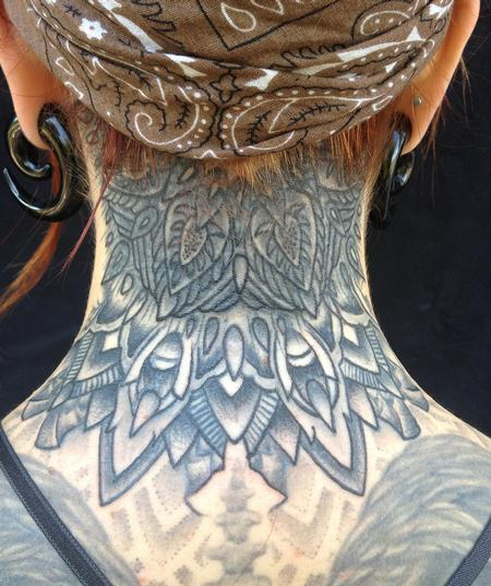 Jeff Johnson - Kates Neck Mandala 2