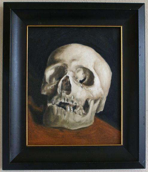 Jeff Johnson - Wess Birthday Skull