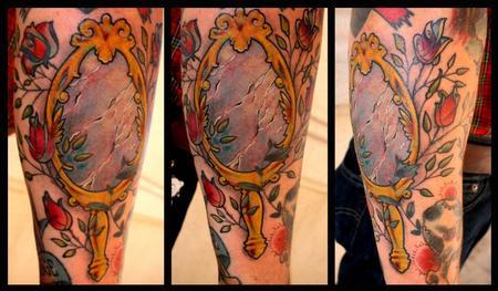 Tattoos - Broken Mirror  - 74938