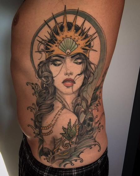 Tattoos - healed  - 123389