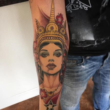 Tattoos - apsara - 123390