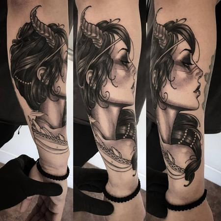 Tattoos - Wild thing - 129140