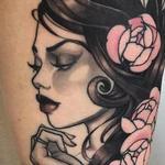 In progress Tattoo Design Thumbnail