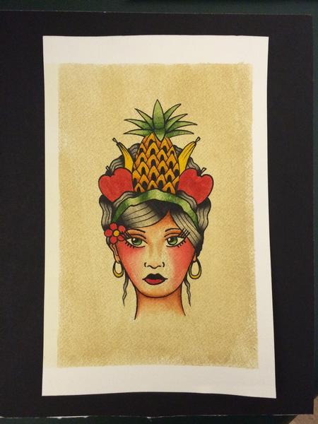 Tattoos - Chiquita - 100370