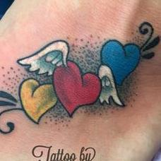 Tattoos - untitled - 132735