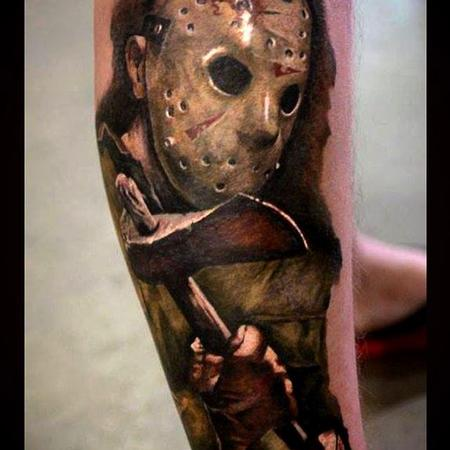 Tattoos - Jason - 126294