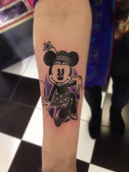 Tattoos - Minnie Mouse - 89233