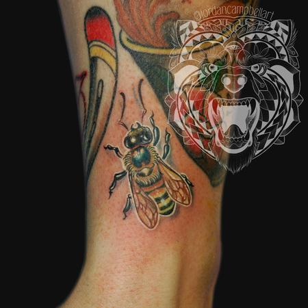 bee wrist filler Design Thumbnail