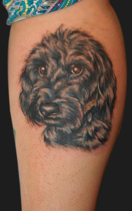 Tattoos - Dog - 84370