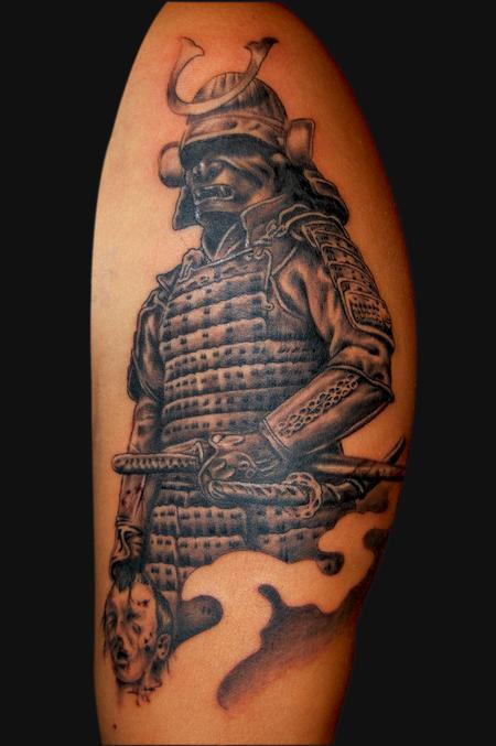 Tattoos - Samurai - 94991