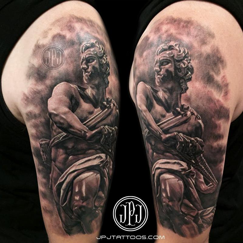 Jose Perez Jr Tattoo