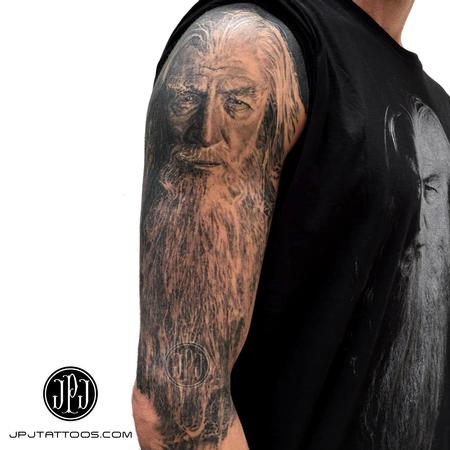 Gandalf Healed Design Thumbnail