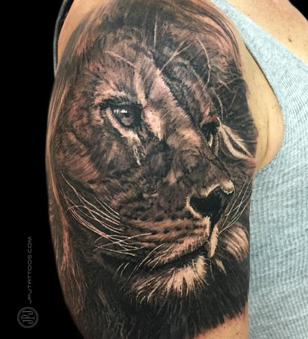 Tattoos - Lion  - 116861
