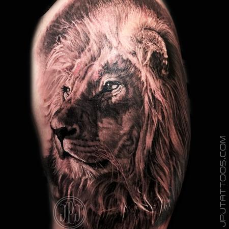 Tattoos - Lion - 100505