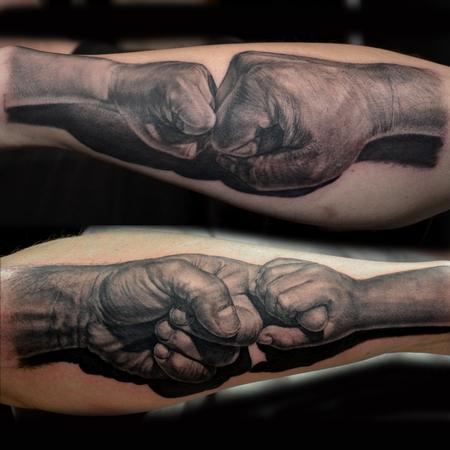 Tattoos - Father & Daughter, Father & Son - 77607