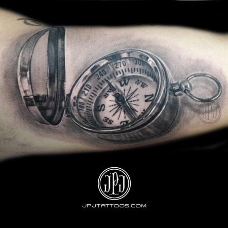 Tattoos - Compass - 101694