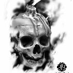 Skull Candle Artwork Thumbnail