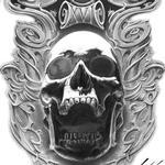 Skull in Pencil Artwork Thumbnail