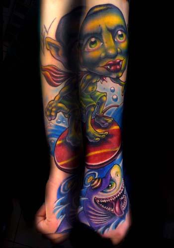 black 13 Tattoo,Nashville TN by Josh Woods: TattooNOW :