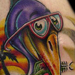 Tattoos - Beach bum pelican - 18543