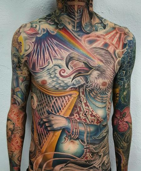 Tattoos - untitled - 128144