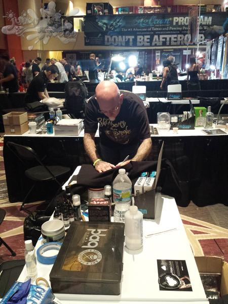 Tattoos - Bob Tyrrell - 114407