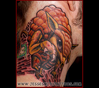 Tattoos - Armadillo - 31385