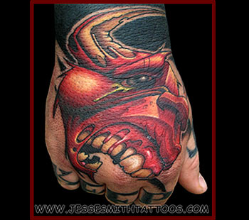Tattoos - Devil Head - 31449