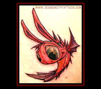 Tattoos - Bunny Fish - 20095